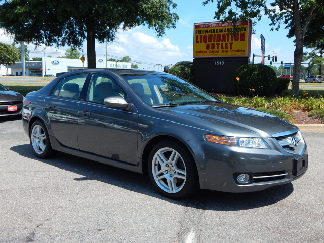 Pre-Owned 2008 Acura TL Navigation