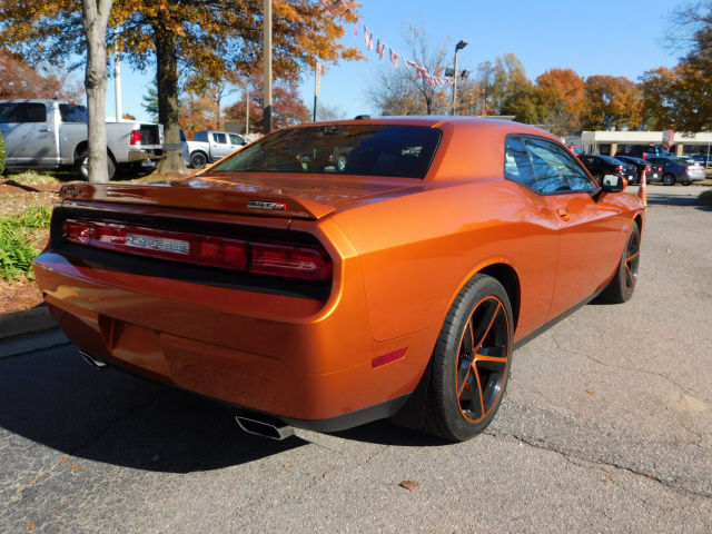 Pre-Owned 2011 Dodge Challenger SRT8 392