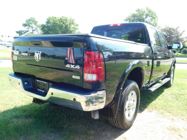 Pre-Owned 2012 RAM 2500 Laramie Longhorn/Limited Edition