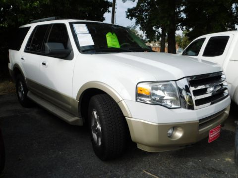 Pre-Owned 2009 Ford Expedition Eddie Bauer