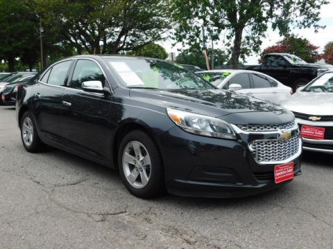 Pre-Owned 2015 Chevrolet Malibu LS Fleet