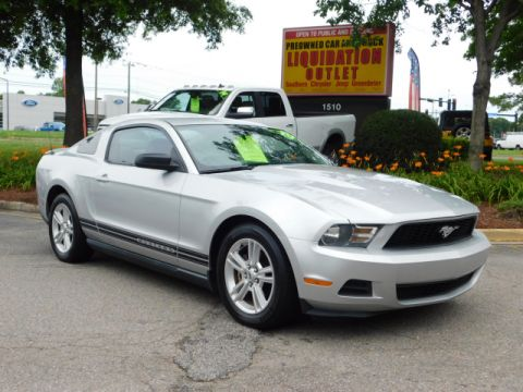 Pre-Owned 2010 Ford Mustang BASE