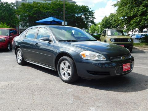 Pre-Owned 2014 Chevrolet Impala Limited LS Fleet
